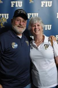 Founding FIU professor Stephen M. Fain