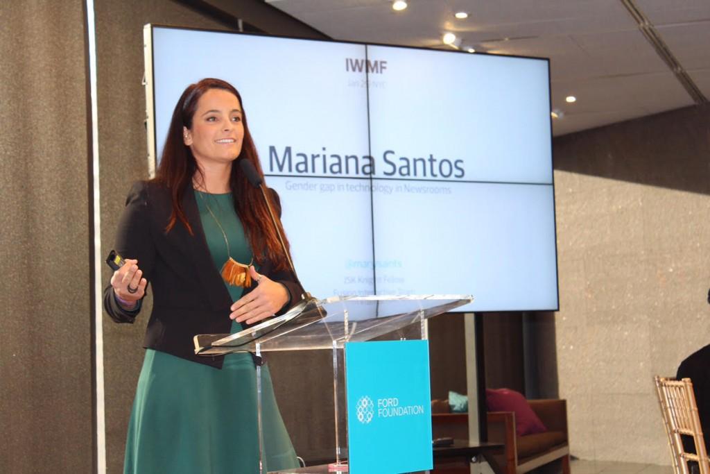 Mariana Santos - Knight Innovator