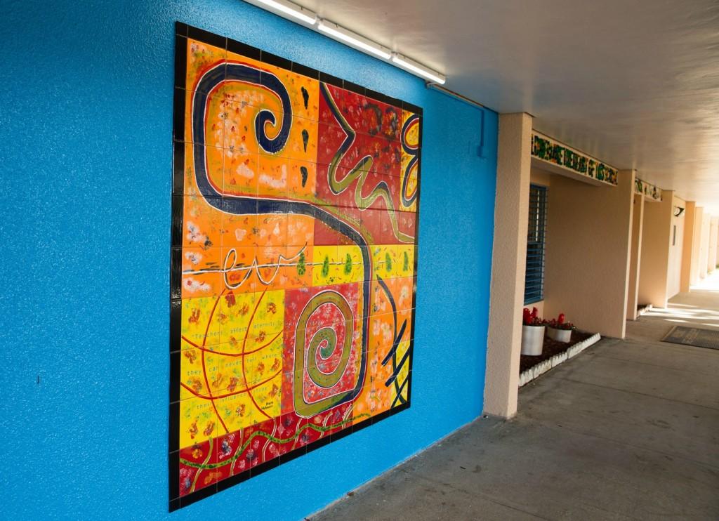 SWE-mural