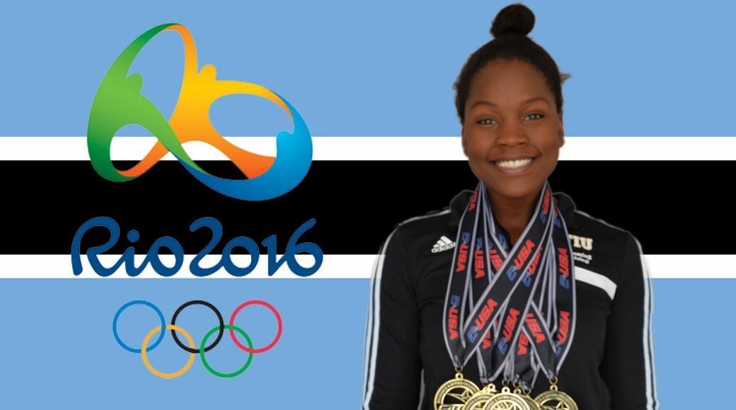 Olympics - Naomi Ruele