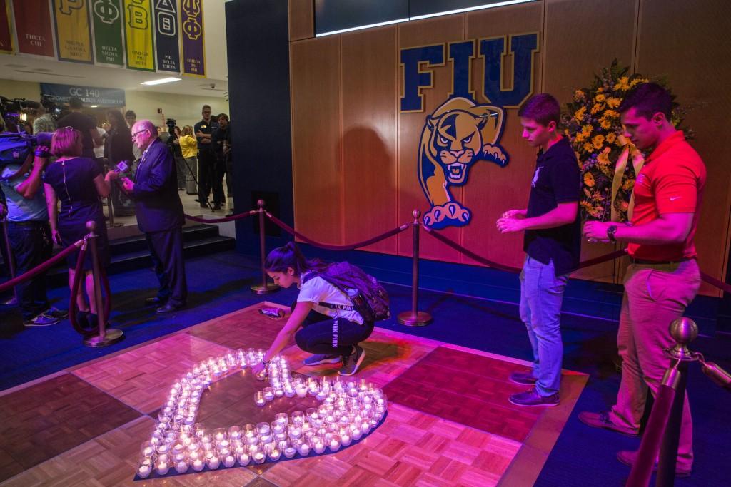 FIU stands with Orlando
