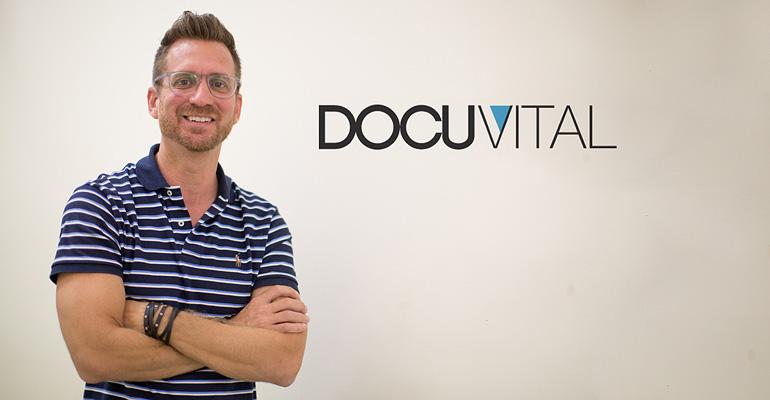 Joel Brown of DocuVital