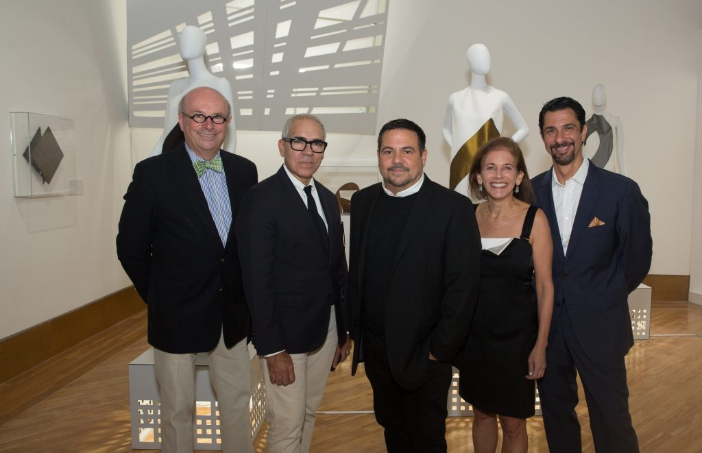 Narciso Rodriguez and co-curators