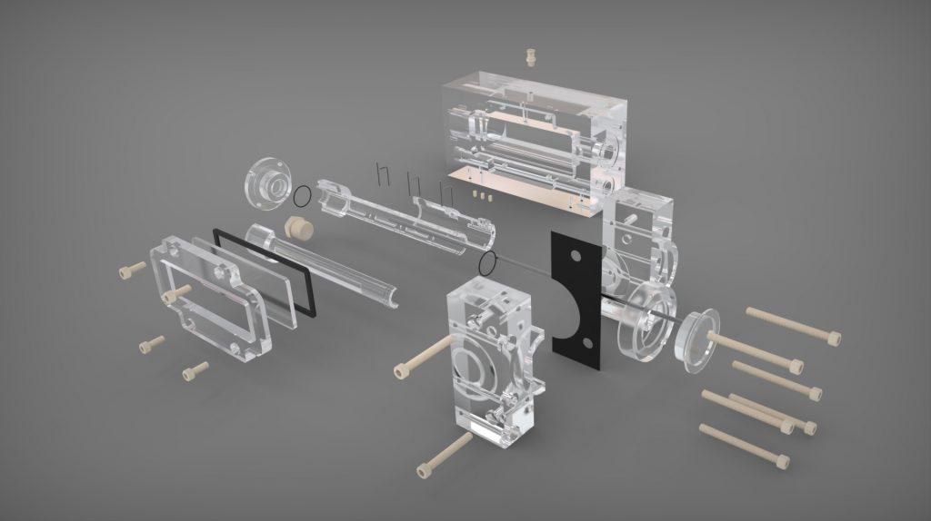 DeNovo Biodevice components