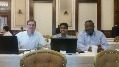 Manuel Perez, Sharan Ramaswamy, and Michael C. Christie