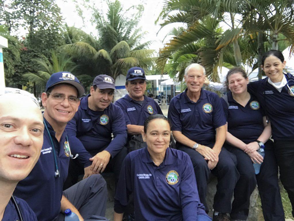 FIU-FAST team in Guatemala