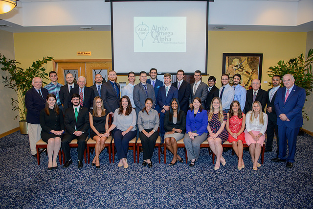 FIU AOA Honor Society Inductees