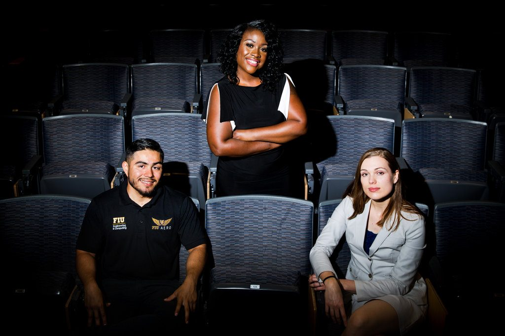 FIU first-generation students in The New York Times