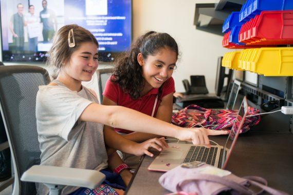 Girls Who Code at FIU
