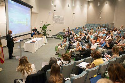 2017 Biscayne Bay Marine Health Inaugural Summit