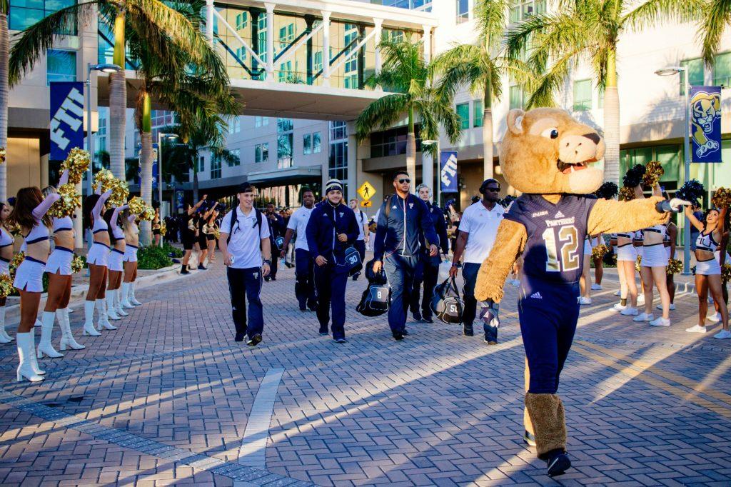 FIU Panther Walk