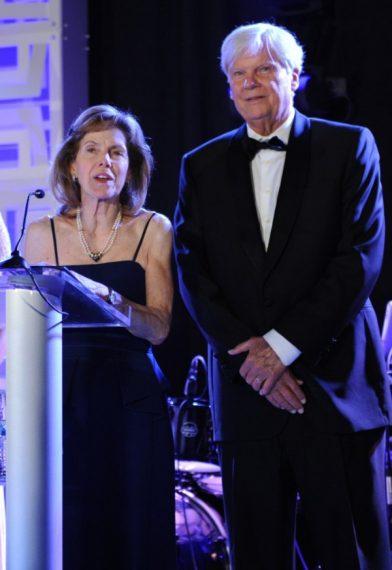 John and Mary Lou Dasburg at FIU's Sapphire Gala