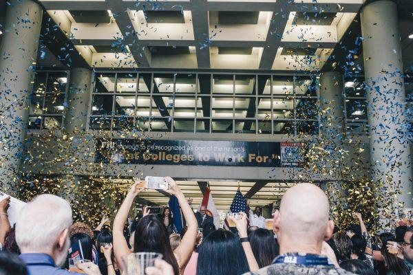 FIU celebration